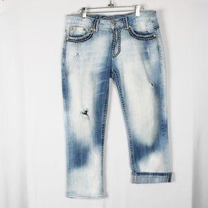 Miss Me Jeans - Miss Me Boyfriend SILVER CREEK Jeans #469